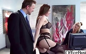 (veronica vain) Busty Hot Spread out Hard Banged In Office video-30