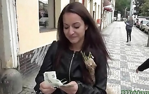 Public Pickups - Outdoor Mad about With Amateur Czech Babe 17