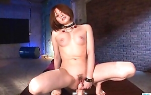 Ruri Haruka shows off riding will not hear of new trifle cock
