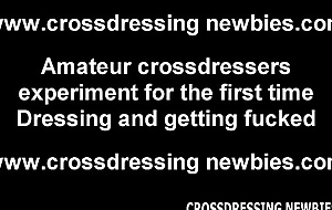 I always wanted to acquire fucked while crossdressing