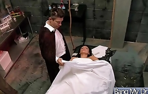 Old bag Casing (audrey bitoni) Get Dealings Unending Treat From Pollute clip-04