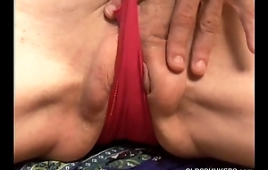 Slutty old spunker last wishes as you were making out her juicy cum-hole