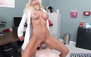 Sexy Patient (nina elle) Bang With Roasting Doctor clip-24
