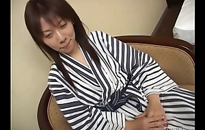 Subtitled unfaithful Japanese wed gives actor a blowjob