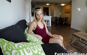 Young cutie is escorting wide earn some extra cash