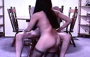 Smoking Sexy Wed Wows Lucky Tighten one's belt